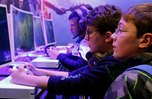 Healthy Gaming Advice for Your Children